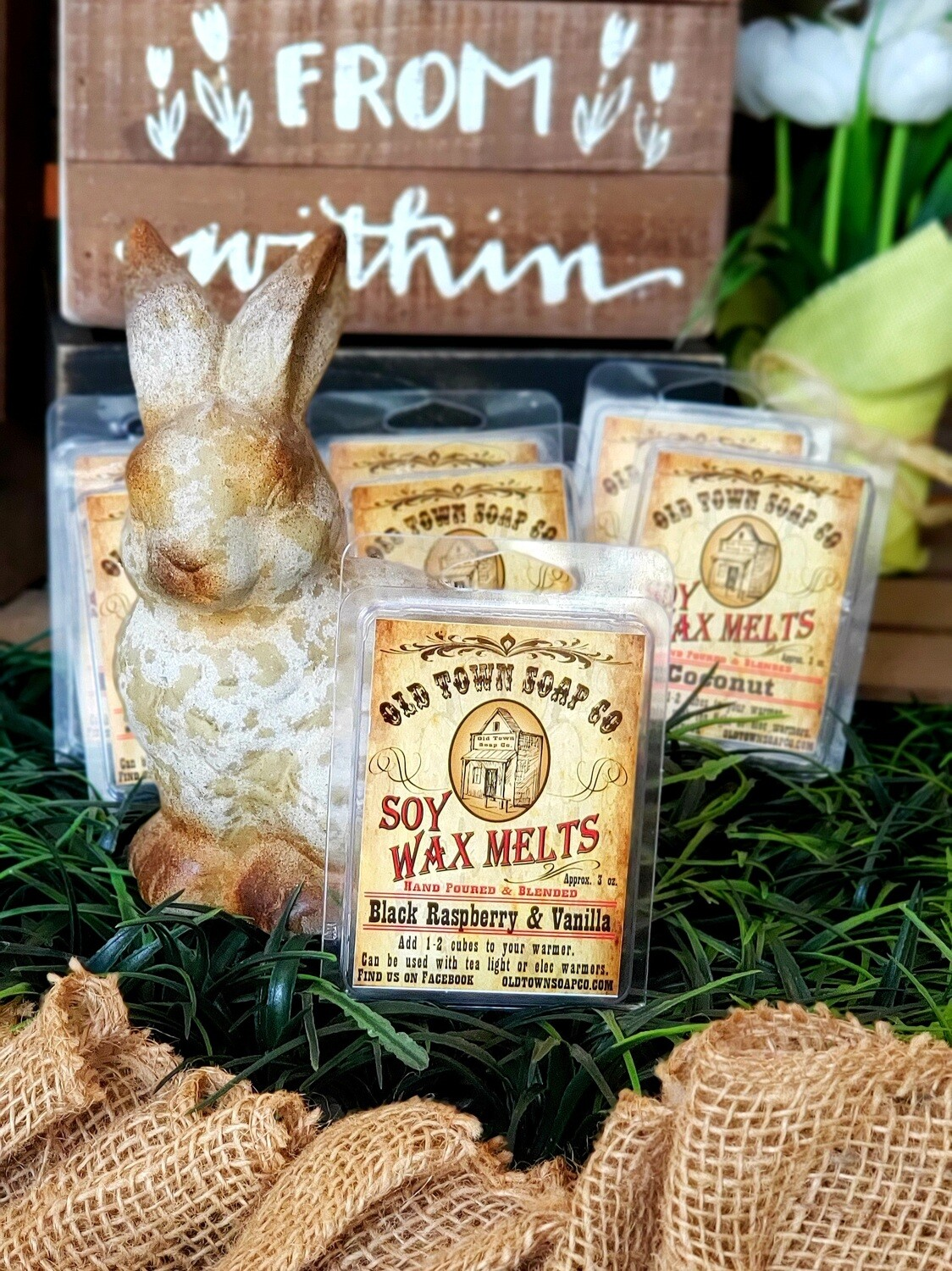 The Cowboy -Wax Melts
