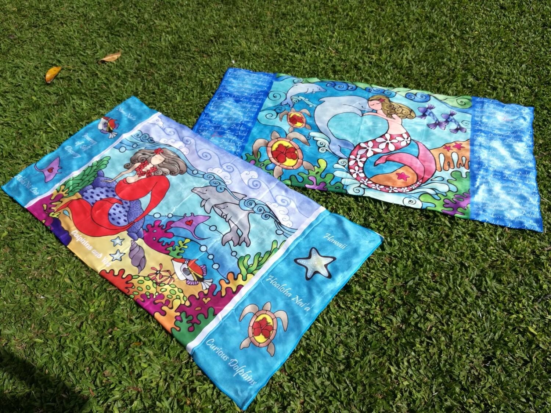Holly K. Dolphin Shammy Towel