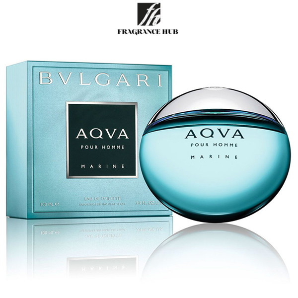 [Original] Bvlgari AQVA Marine EDT Men 100ml
