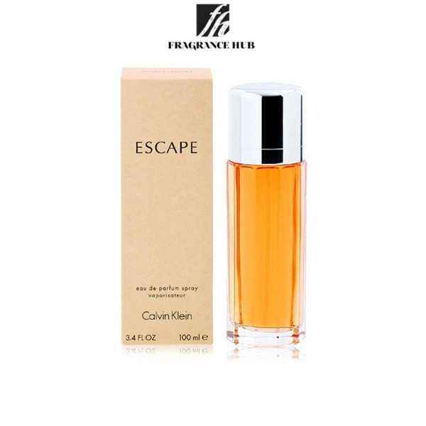 [Original] Calvin Klein cK Escape EDP Women (100ml)