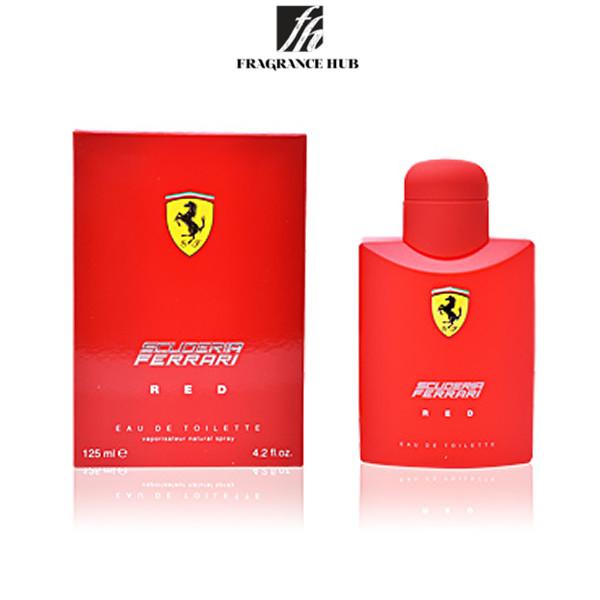 [Original] Ferrari Red Men EDT (125ml)