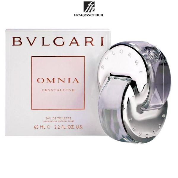 [Original] Bvlgari Omnia Cystalline EDT Lady 65ml
