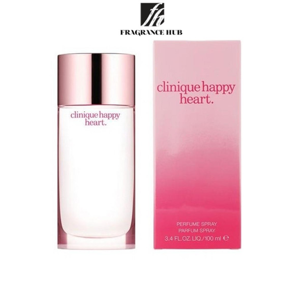 [Original] Clinique Happy Heart for Women EDP Women (100ml)