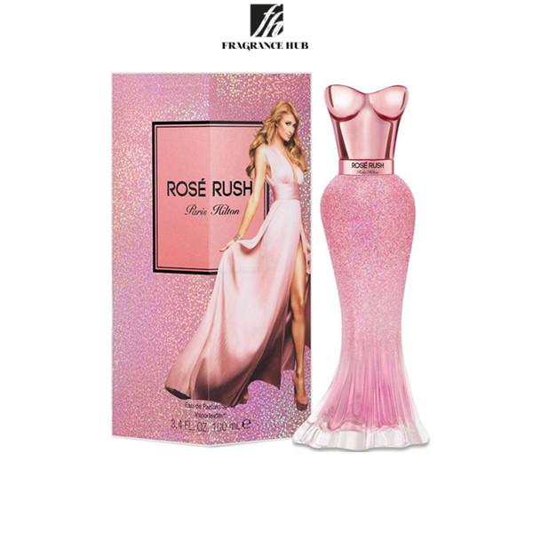 [Original] Paris Hilton Rose Rush EDP Lady 100ml