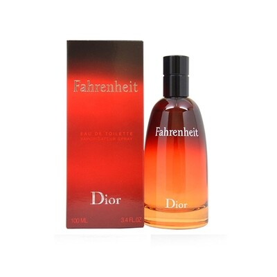 [Group Buy!] Christian Dior Fahrenheit EDT Men 100ml