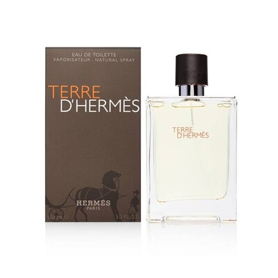 [Group Buy!] HERMES TERRE D HERMES EDT Men 100ml