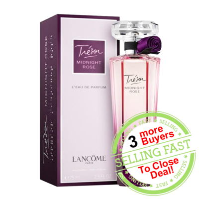 [Group Buy!] Lancome Tresor Midnight Rose EDP Lady 75ml