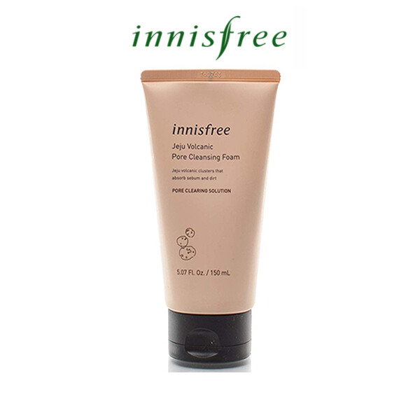Innisfree - Jeju Volcanic Pore Cleansing Foam 150ML (Expiry in 2022)