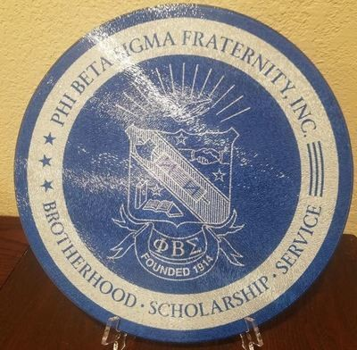 Sigma Round Glass Seal
