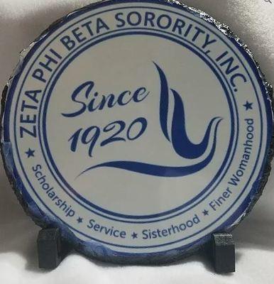 Zeta Round Stone Seal