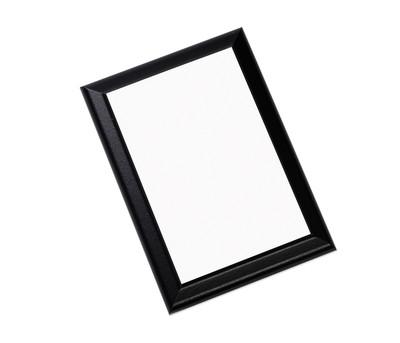 5x7 Black Edge plaque