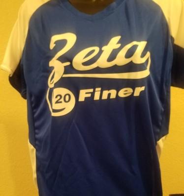 Zeta Cutter Jersey