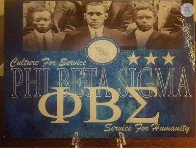 Sigma Founders Display