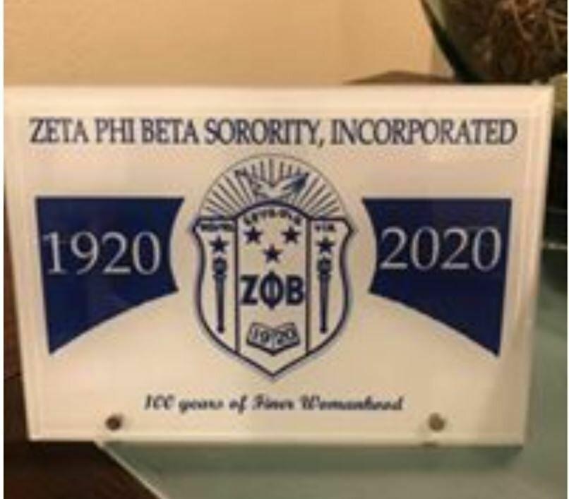 Zeta 11x7' 100 years Glass Display