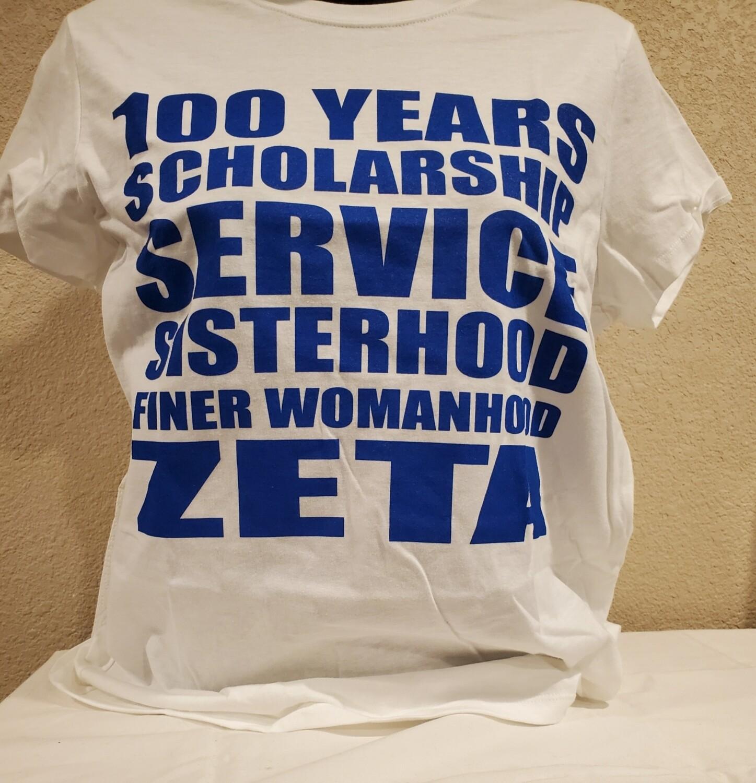 100 Years Zeta--****SALE****