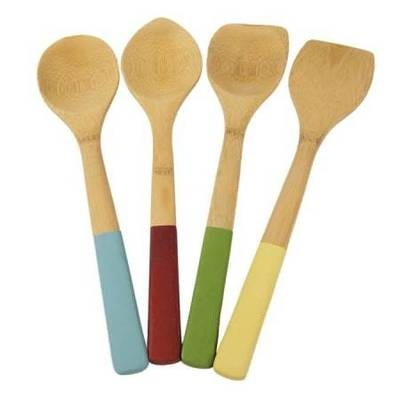 Kitchen Bamboo Tool Set