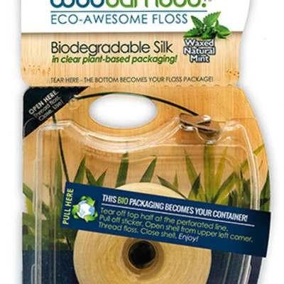 Eco-Awesome Dental Floss
