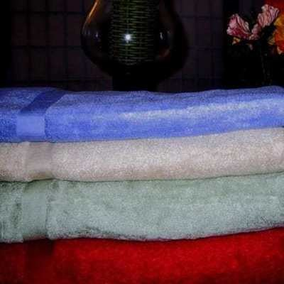 3 Pc Bamboo Towel Set