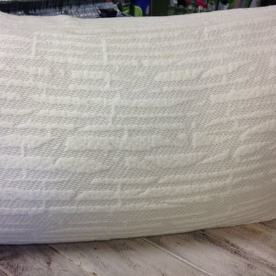 Micro Bamboo Rayon Memory Foam Bed Pillow