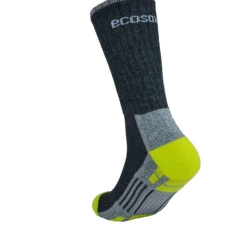 Light Weight Bamboo Hiker Socks