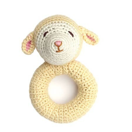 Bamboo Teether Rings