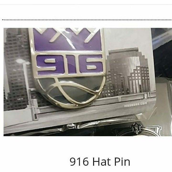 916 Hatpin