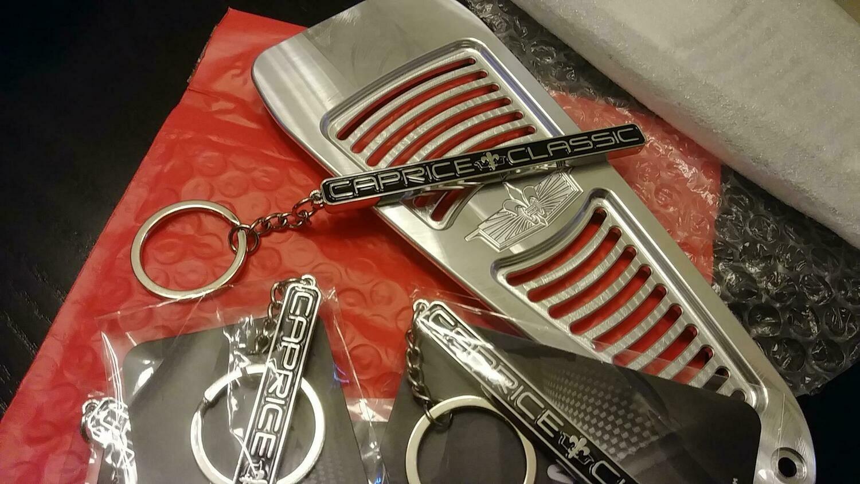 Caprice Classic Keychain