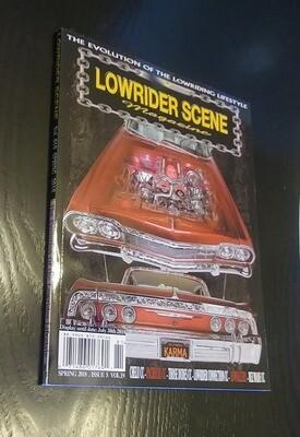 Lowrider Scene Magazine - Volume 19