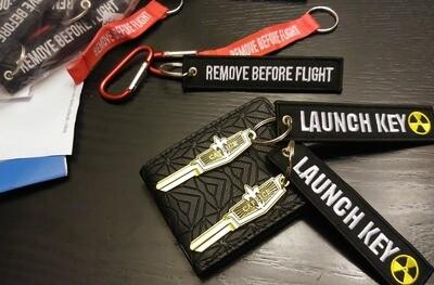 Remove Before Flight (Black)