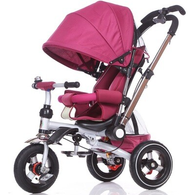 Triciclo silla de paseo Juguea VIOLETA