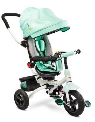 Triciclo Wroom 2020 TURQUESA