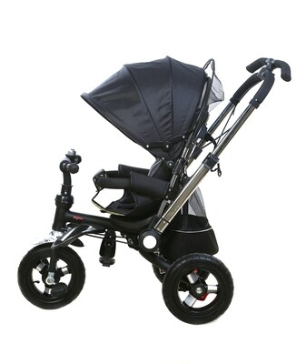 Triciclo silla de paseo Juguea NEGRO