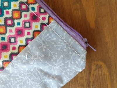 Medium Zipper Pouch