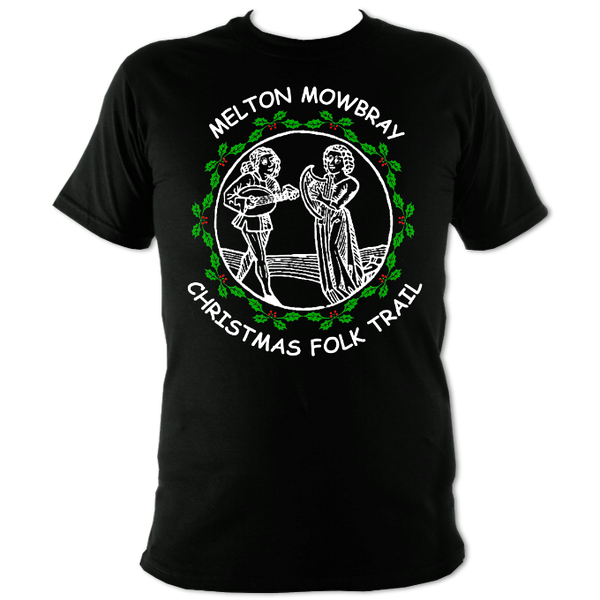 Melton Christmas Folk Trail T-shirt