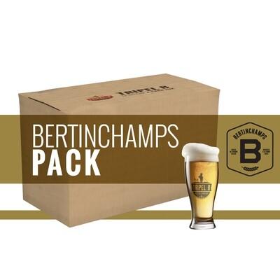 Pacchetto Bertinchamps - 20 x 50cl - Riempi la tua scatola