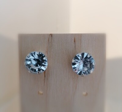 Stekertjes met diamant - groot - NETTE