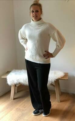 Knitwear - LENA - wit