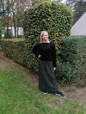 Knitwear - MAXX - zwart