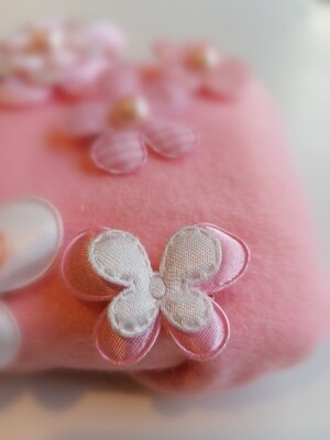 Broche voor kleine meisjes - ELSANNE