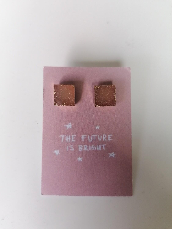 Oorbellen - the future is bright