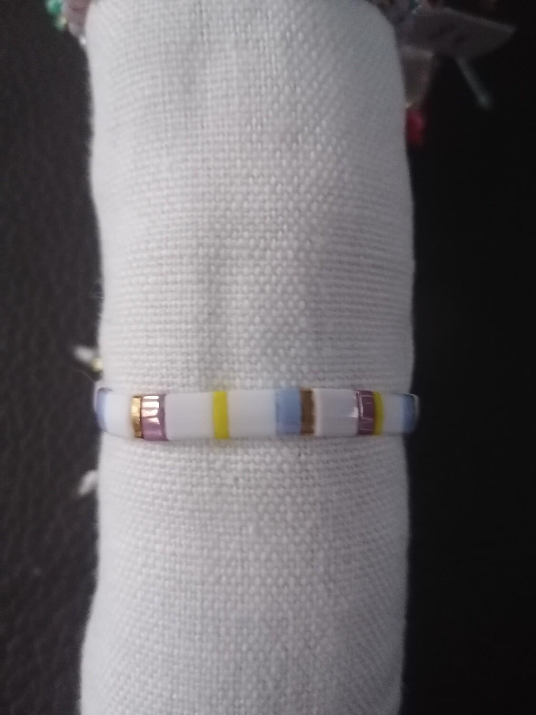 Armband voor kinderen - LIZZY - multicolor lila