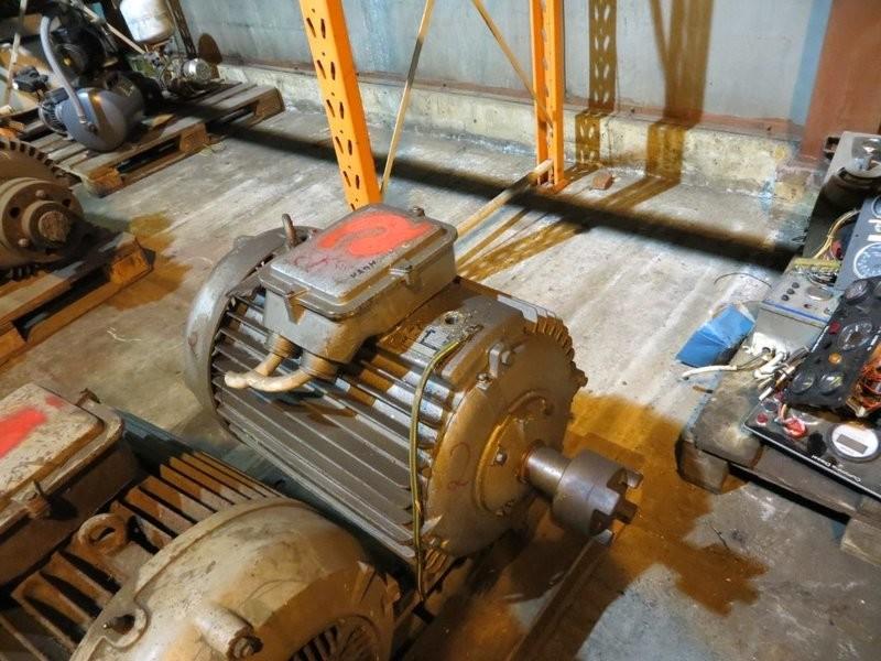 2. El motorer - 55kw 380v 1475o/m