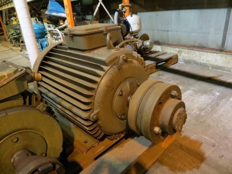 3. El motorer - 55kw 230/400v 1475om