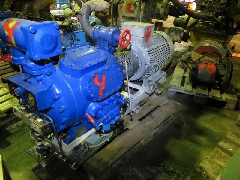 4. Frys/kjøle utstyr-kompresorer - York