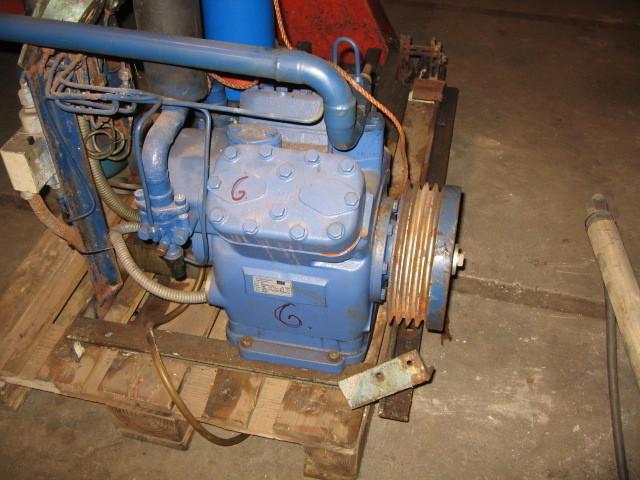 6. Frys/kjøle utstyr-kompresorer - Bock