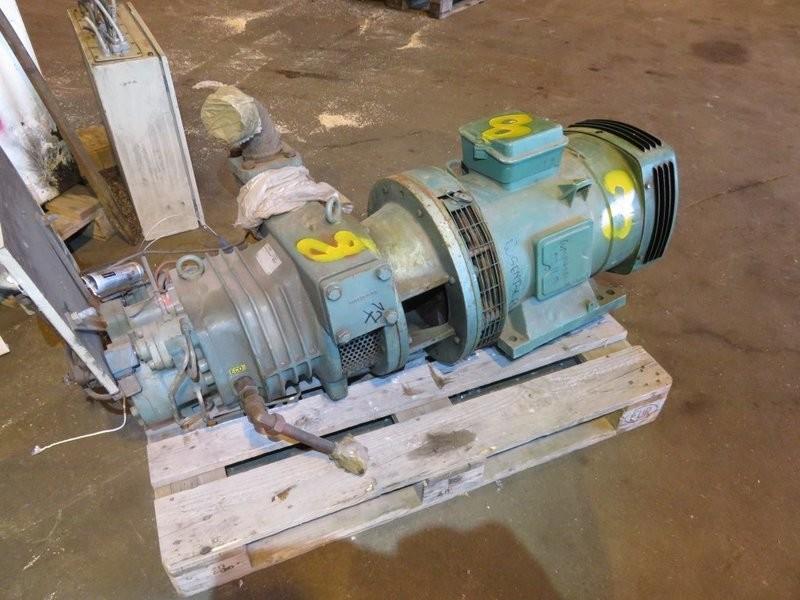 8. Frys/kjøle utstyr-kompresorer - Bitzer OSN 7461K