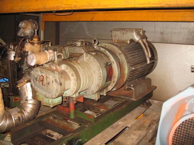 9. Frys/kjøle utstyr-kompresorer - Bitzer    OST-706 K