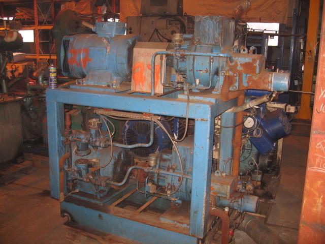 27. Frys/kjøle utstyr-kompresorer - Howden XRV 127