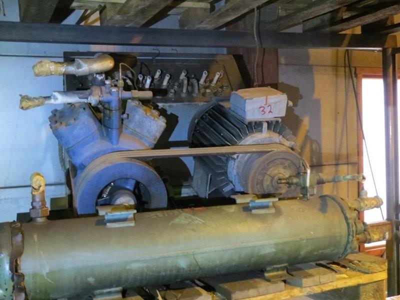32. Frys/kjøle utstyr-kompresorer - Bock