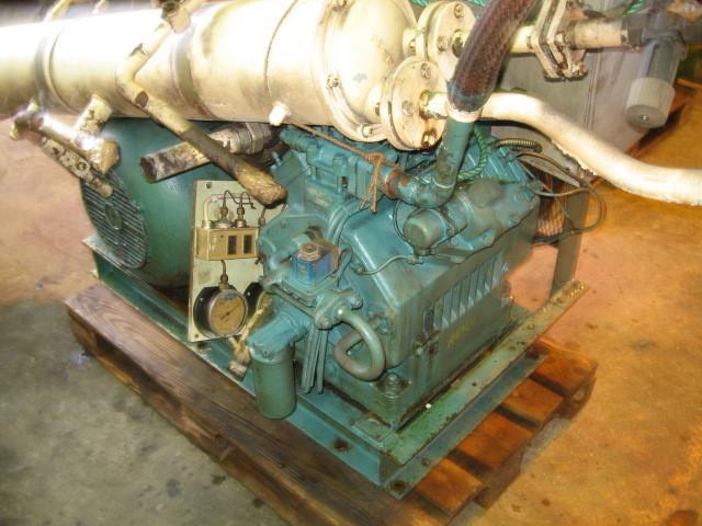33. Frys/kjøle utstyr-kompresorer - Bock